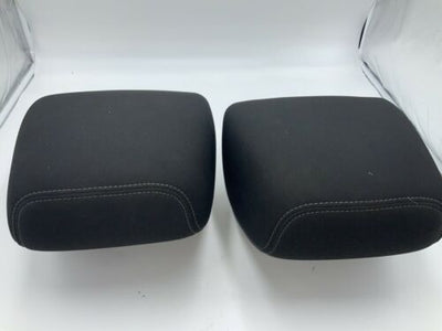 15-18 DODGE CHARGER OEM front seat Headrest Cloth Left and Right