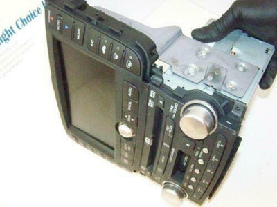 04-06 Acura TL Navigation GPS Display Screen Climate Control Radio CD Player OEM - rightchoiceautoparts