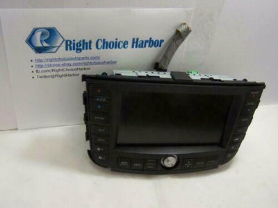 04-06 Acura TL Navigation GPS Screen Display Unit OEM - rightchoiceautoparts