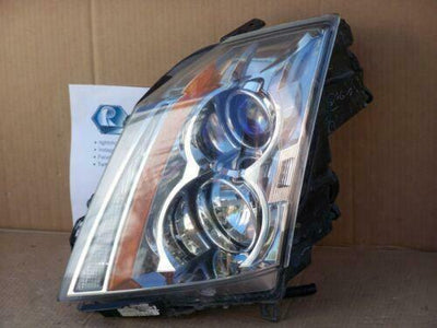 08-13 Cadillac CTS Headlight Left LH Driver - rightchoiceautoparts