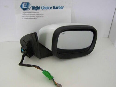 07-14 Volvo XC90 Power Side Mirror with Turn Signal RH Right Passenger OEM - rightchoiceautoparts