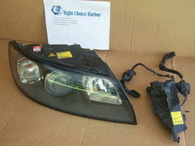 04-07 Volvo S40 Headlight Assembly HID Xenon w/Ballast OEM - rightchoiceautoparts