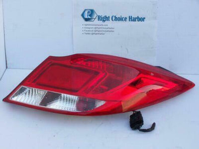 11-13 Buick Regal Taillight RH Right OEM - rightchoiceautoparts