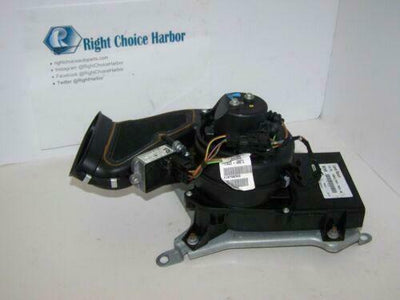 04-09 Range Rover Supercharged Console Rear A/C Heater Blower Motor 7H4219924AB - rightchoiceautoparts