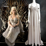 Game of Thrones Season 1 Daenerys Targaryen Halloween cosplay costume for women