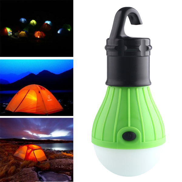 Outdoor Camping Tent Lantern Bulb with White Light