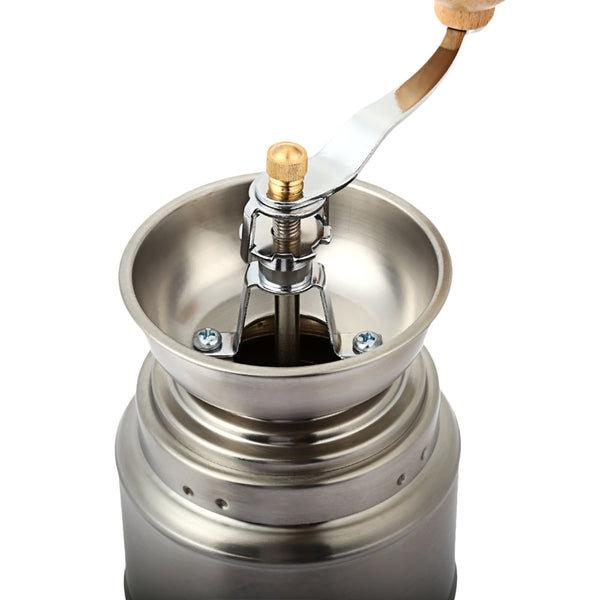 Stainless Steel Coffee Grinder and Bean Miller Household Grinder for Coffee Salt