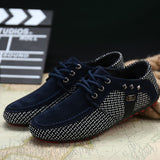 Casual Shoes Comfortable Breathable Flats Driving Loafers For Men's