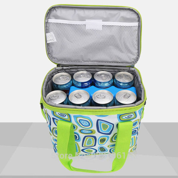 Apollo Customized aluminum foil thermal bag and Oxfod cold storage bag for Pinic Food