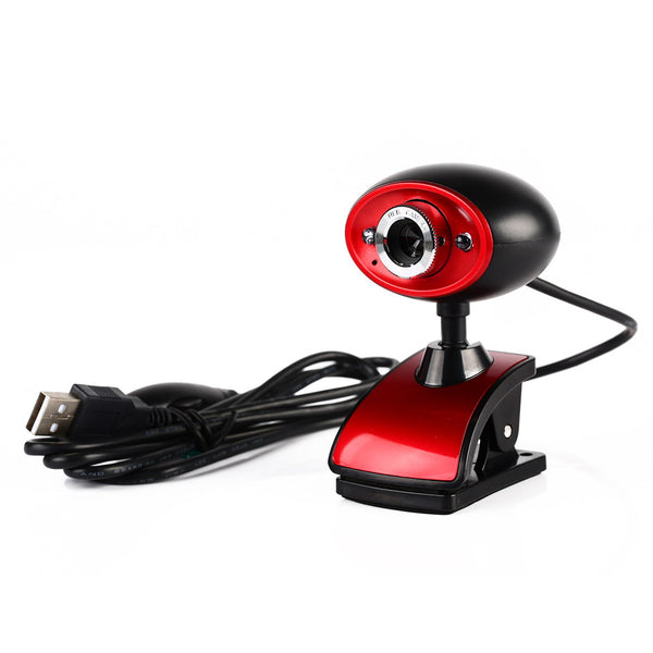 16 Million Pixels HD Webcam Clip-on Web Camera With Computer PC Laptop Tablet