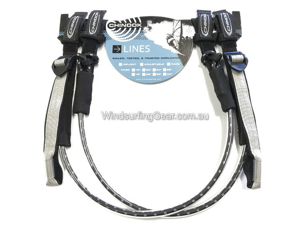 Chinook Adjustable Harness Lines - Windsurfing Gear