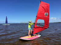 Ezzy Kids Rig 2.0 and 2.5 - Windsurfing Gear