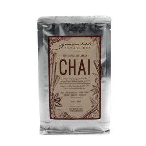 GROUNDED PLEASURES Seven Spice Sri Lankan Chai