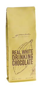 GROUNDED PLEASURES Real White Drinking Chocolate