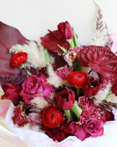 gathered+styled florist singapore