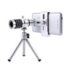 Image of 12x HD Pixel Elite Aluminum Telephoto Lens