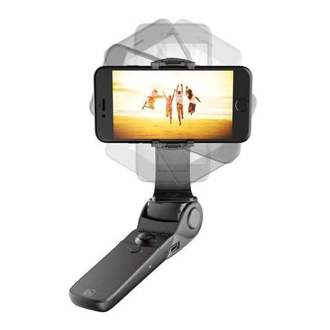 Perfect 2 in 1 Smartphone Gimbal and Powerbank
