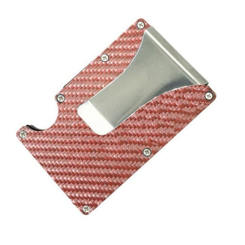 Aluminum Wallet with PU Finish