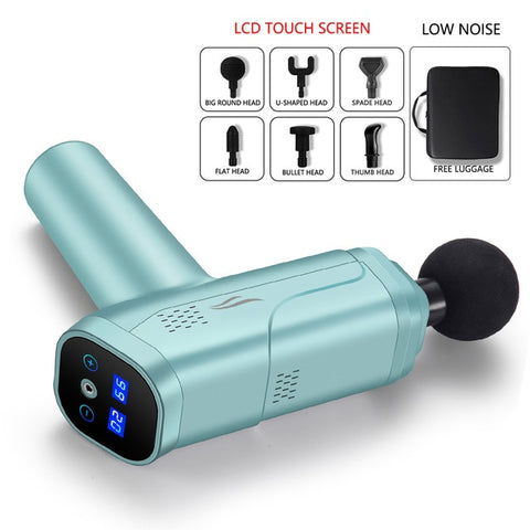 Body Massager with Touch Screen
