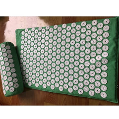 Acupressure Yoga Mat with Spikes