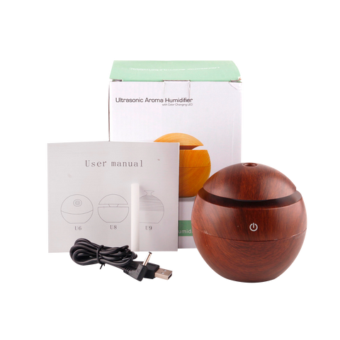 USB Aroma Diffuser and Humidifier