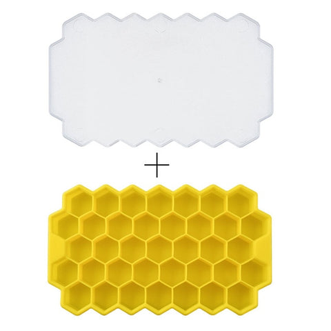 Honeycomb Shaped Ice Cube Tray