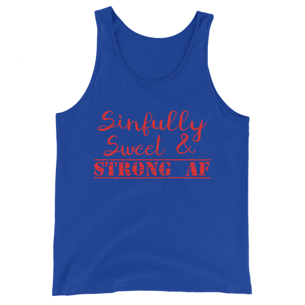 Sinfully Sweet - True Royal - Atlas Athletic