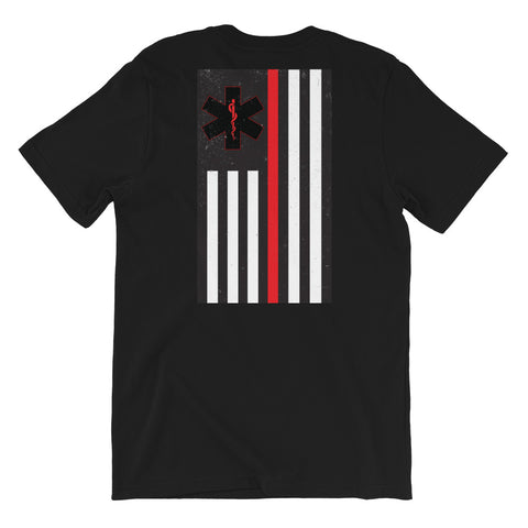 Thin Red Line - Black