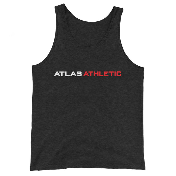 Classic Tank Top - Charcoal Black - Atlas Athletic