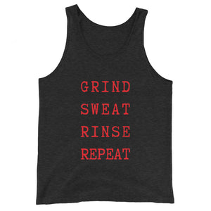 Grind - Charcoal Black - Atlas Athletic