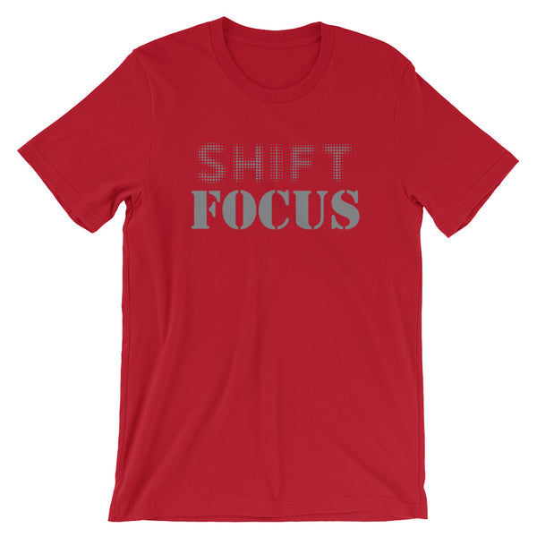 Shift Focus - Red - Atlas Athletic