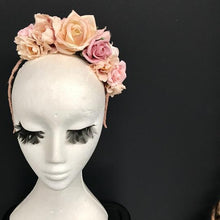 Blair - Side Flowercrown
