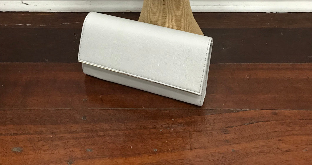 Lana Grey Clutch