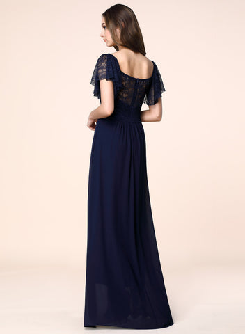 MIUSOL PROM DRESS BACK