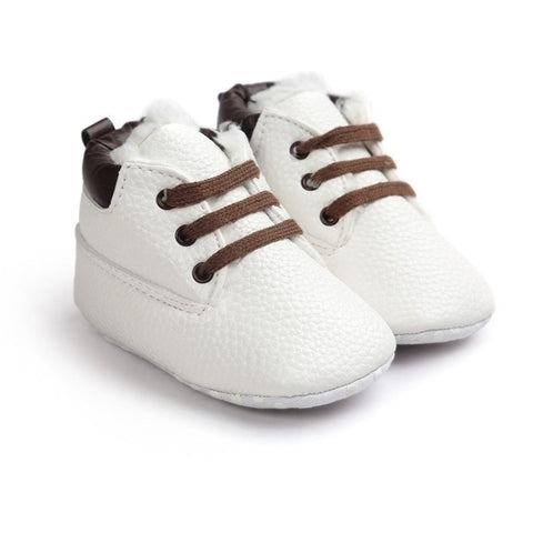BBG- Super Warm Anti-slip Classic Baby Boy's Shoes 0-18M