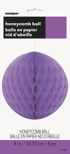 Honey Comb Ball-Pretty Purple-POPALOONPARTY