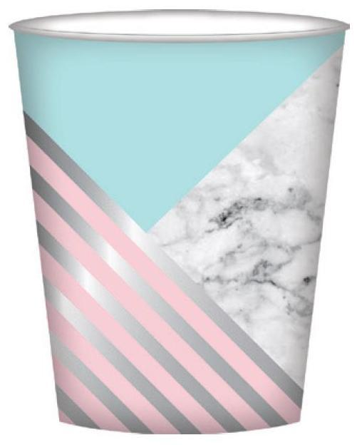 PARTY CUPS MARBLE
