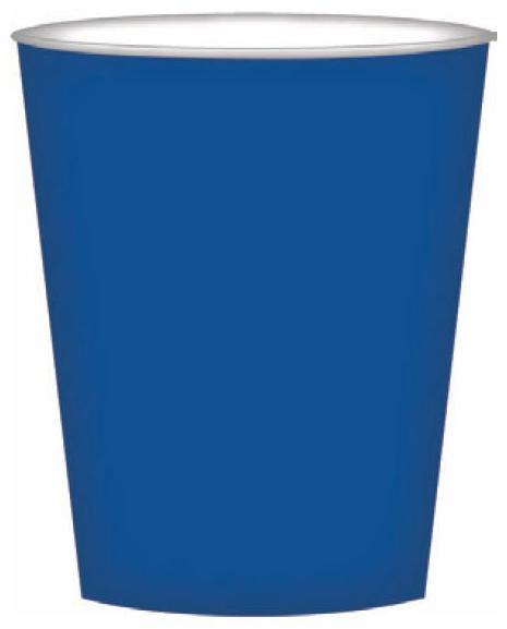 PARTY CUPS MIDNIGHT BLUE