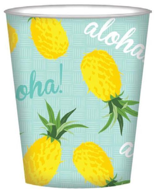 PARTY CUPS TROPICAL