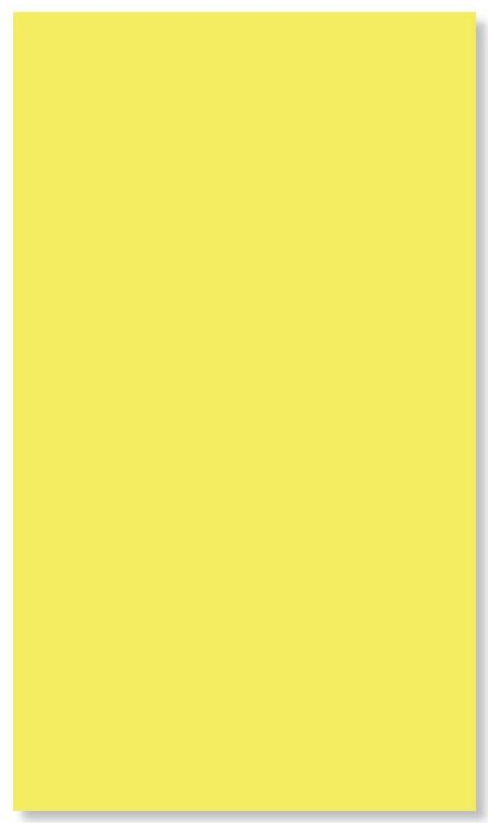 Plastic Table Cover-Lemon Yellow-POPALOONPARTY