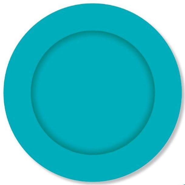 PARTY PLATES SMALL OCEAN
