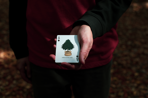 Forest Playing Cards