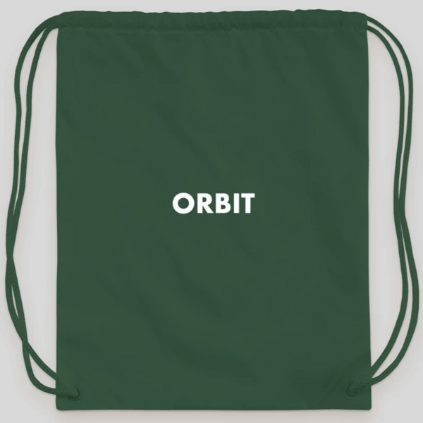 Orbit V6 Drawstring Bags