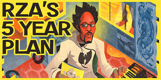The RZA 5 Year Plan