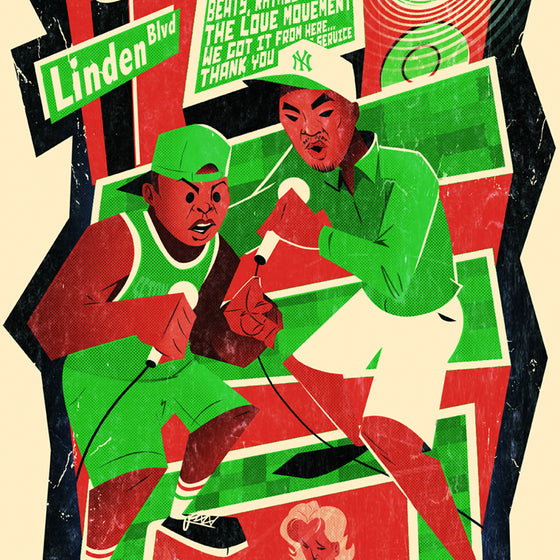 A Tribe Called Quest (11x23)