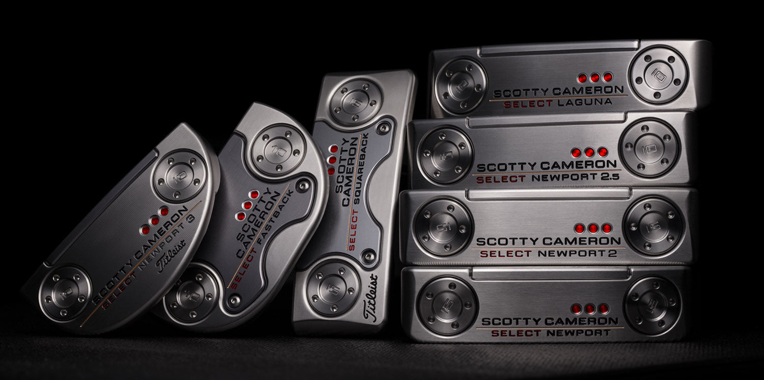 PUTTER SCOTTY CAMERON SELECT 2018