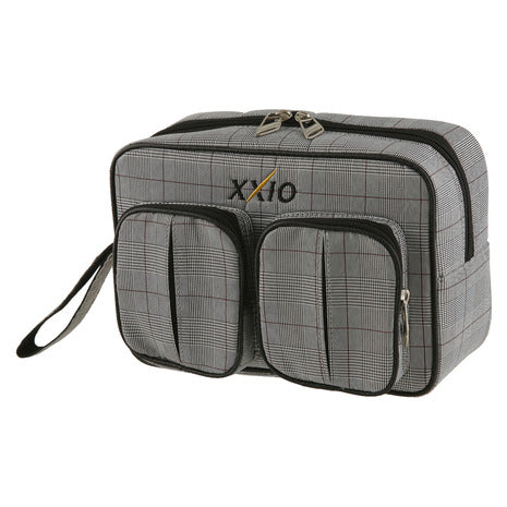 XXIO POUCH BAG GGB-X093RP - GLEN CHECK