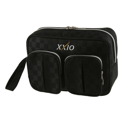 XXIO POUCH BAG GGB-X093RP - BLACK CHECK
