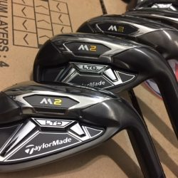 TAYLORMADE IRON SET M2 LTD GRAPHITE #5-PW, SW