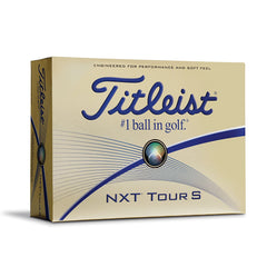 Titleist NXT Tour S Prior Generation Golf Balls